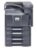 Kyocera Color Printer - FS-C8650DN