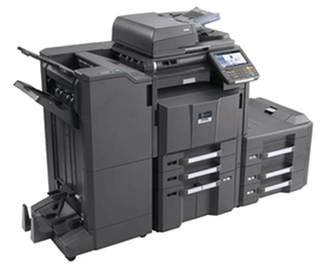 Able Business Kyocera and Copystar printers & copiers printers & copiers Home cs4550ciFront