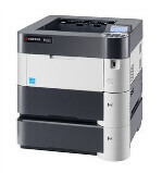 Kyocera Black and White Printer - FS-4100DN
