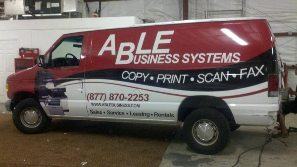 Who is Able Business Systems? Your Source for Clearwater Copiers